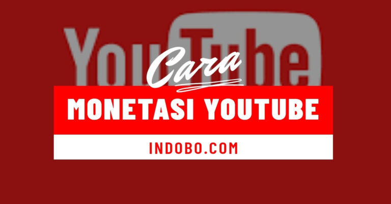 bagaimana cara monetasi YouTube